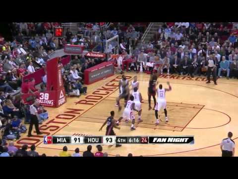 Miami Heat vs Houston Rockets | March 4, 2014 | NBA 2013-14 Season