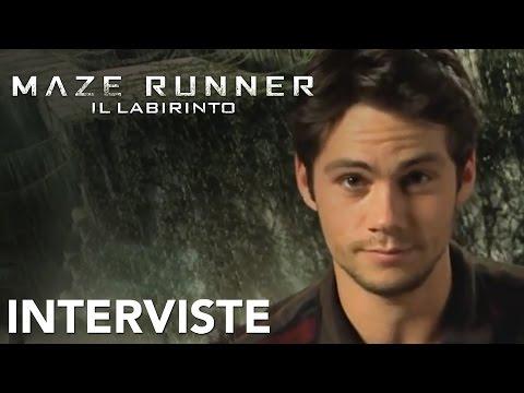 The Maze Runner - Il labirinto | Dylan O' Brien Saluta i Fan Italiani