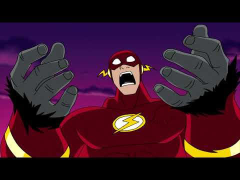 Flash and Hairy Hands!