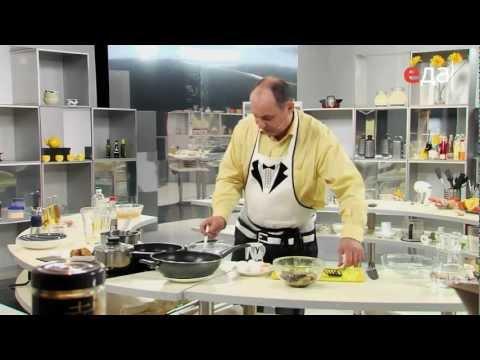 Жареные баклажаны в соусе по-китайски