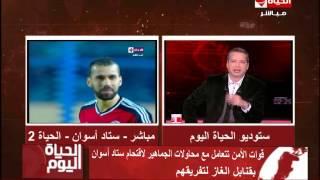 بالفيديو| تامر أمين ساخرًا من ضحك عبد الله السعيد: «عامل دماغ غاز»