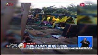 Viral Pesta Dangdutan Acara Pernikahan di Pemakaman - BIS 11/09