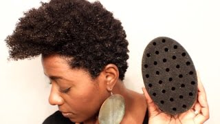Natural Hair| From Nappy Afro to Coily Fro| BEAUTYCUTRIGHT