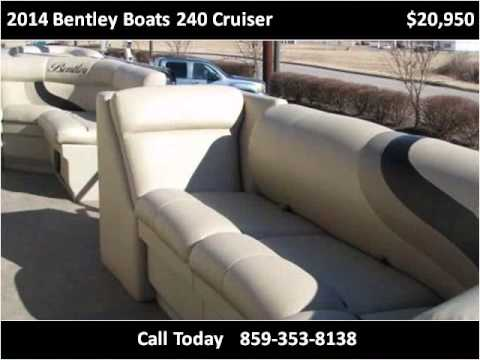 2014 Bentley Boats 240 Cruiser Used Cars Berea KY