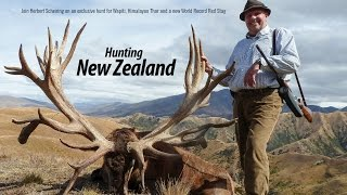 Hunting New Zealand - Hunters Video
