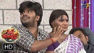 Sudigaali Sudheer Performance | Extra Jabardsth | 6th January 2017| ETV  Telugu