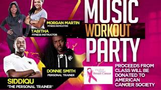 House Music Workout Party