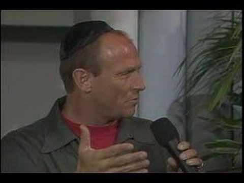 Corbin Bernsen at the Chabad Telethon Video