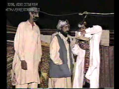 molvi and talibs listing news at radio; sindhi comedy stage show