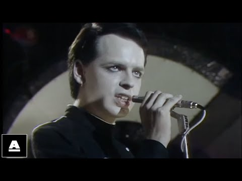 Tubeway Army 'Are Friends Electric' TOTP (1979)
