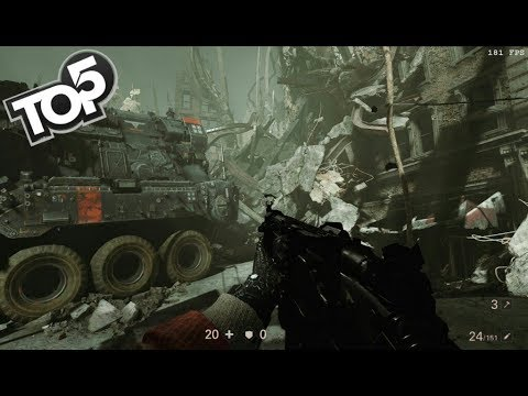 Top 5 Best Upcoming FPS Games 2016 ft Gameplay Full HD