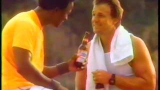 BUDWEISER beer TV ad from 1989