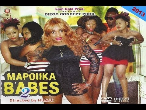 Mapouka Ladies 2 - Nollywood Movie 2013 video