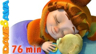 ?? Lullabies for Babies to Go to Sleep | Bedtime Songs | Baby Songs & Lullabies from Dave and Ava