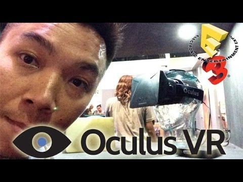 Oculus (Virtual Reality Headset) - Electronic Entertainment Expo 2014
