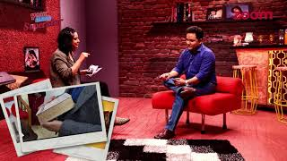 Amish Tripathi Shares Memories Behind His Photos |  YMS 2