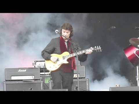 Steve Hackett Isle of Wight Festival 2012 - Genesis Medley