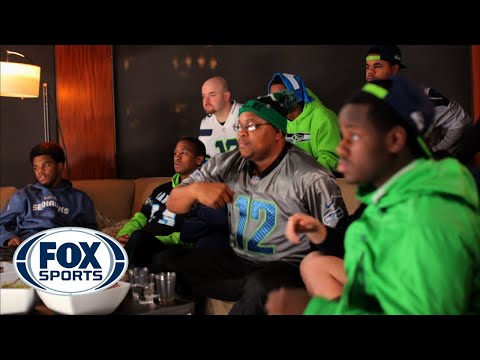 Seattle Seahawks' 12th Man - Room Of Silence video