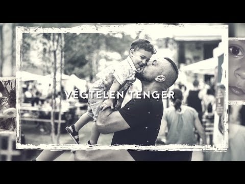 Gáspár Laci - Végtelen tenger (Official Lyric Video)