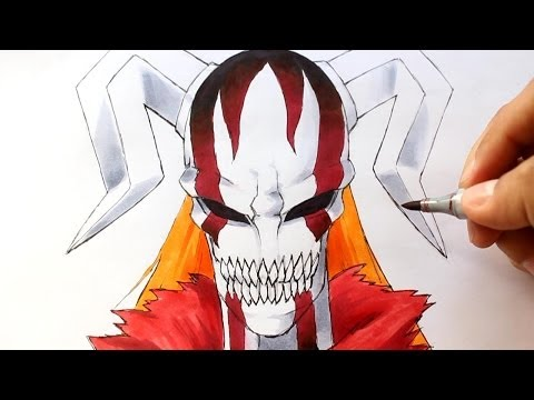 Wie zeichnet man Full Hollow Ichigo [Bleach]