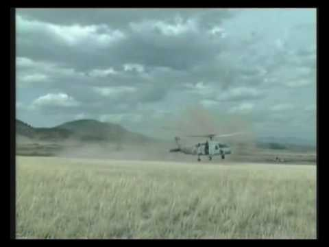 SH-60 Near Crash Video