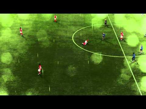 FIFA 12 - Robin van Persie's brief return from injury