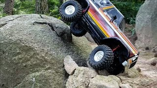 RC카 트랙사스 포드 브롱코Traxxas TRX4 Ford Bronco Rock Crawler 3
