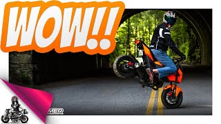 The Huge Grom Crash | Tunnel Photoshoot