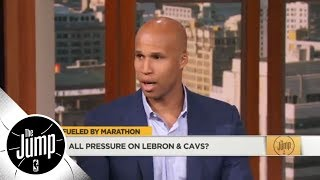 Richard Jefferson: The Celtics are better than you think | The Jump | ESPN