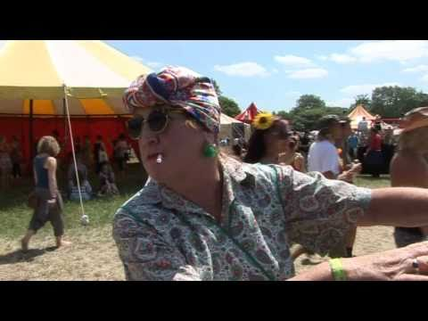 Glastonbury Theatre and Circus Webisode 4