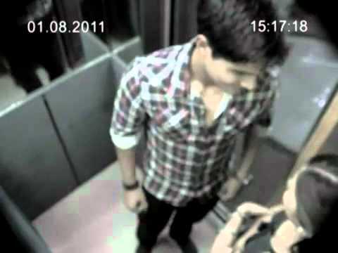 Daniel Matsunaga Elevator Scandal