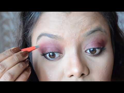 EYEBROW TUTORIAL   How to Shape Perfect Natural Eyebrows