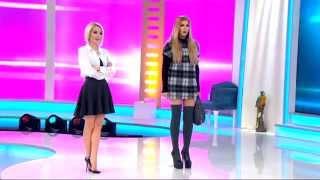 Bu Tarz Benim TV8 02 Şubat 2015 Melisa Şahin Yarışmacılar Değerlendirme