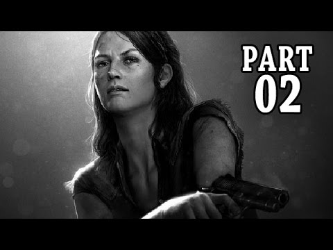 The Last of Us Remastered Gameplay German #2 - Erkunden mit Tess - Let's Play The Last of Us