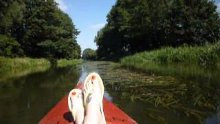 Join me in my canoe - ASMR Softly Spoken