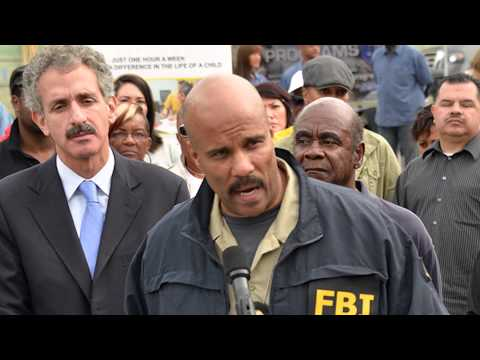 FBI Agent Discusses Los Angeles Anti-Gang Initiative