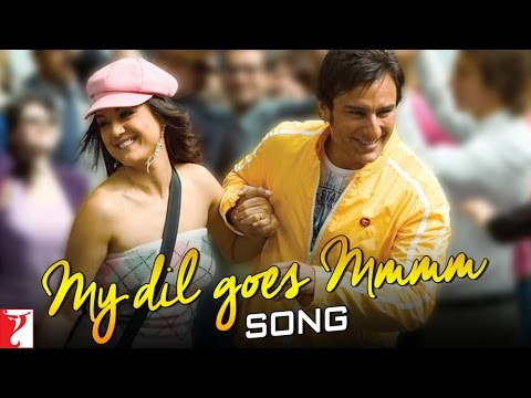 My Dil Goes Mmmm - Song - Salaam Namaste - Saif Ali Khan | Preity...