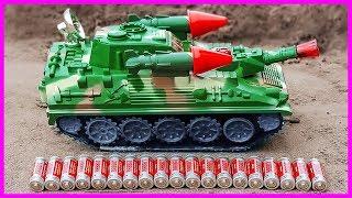 Tank Toy - Yellow Bumblebee Transformer Toys - Car Toys Kids - BIBI TOYS