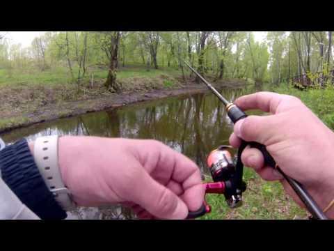видео джиг на малых реках видео