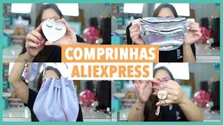COMPRINHAS NO ALIEXPRESS E EBAY