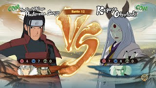 Naruto Shippuden: Ultimate Ninja Storm 4, The Three Hokage VS Kaguya & Madara!
