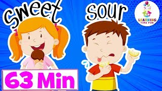 Opposites for Kids   + More Kids Educational Videos, Kid's Learning, Educational Videos for Children