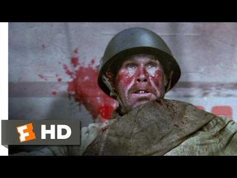 Enemy at the Gates (6/9) Movie CLIP - Koulikov Jumps First (2001) HD