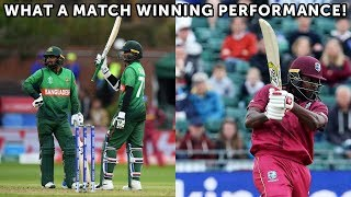 BANGLADESH TIGERS VS WEST INDIES | THAT'S Called MATCH WINNING CHASE | WHAT CAN PAKISTAN LEARN?