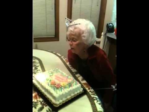 Birthday cake flop