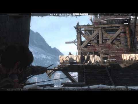 Rise of the Tomb Raider: Interactive Broadcasting Features