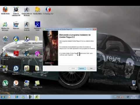 Como Instalar Mod Zombie Plague 9.0 By_Sn2k3rDraCko.wmv