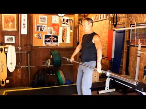 How To Shrug When Olympic Lifting Image 1