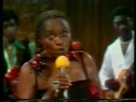 Thumbnail of video African Revival 4:  Miriam Makeba - The Click Song (1979)