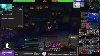 @WorldofWarcraft @St.JudePlayLiveEvent. 4/15 subs 1k followers Goal Join us and lets Play. Wow, Elit